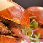 Duck Confit Sliders